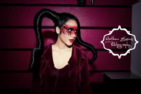 7 Sins Hair Show