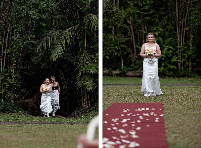 Mission Beach Wedding Photography