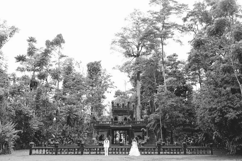 Paronella Park Wedding Photography
