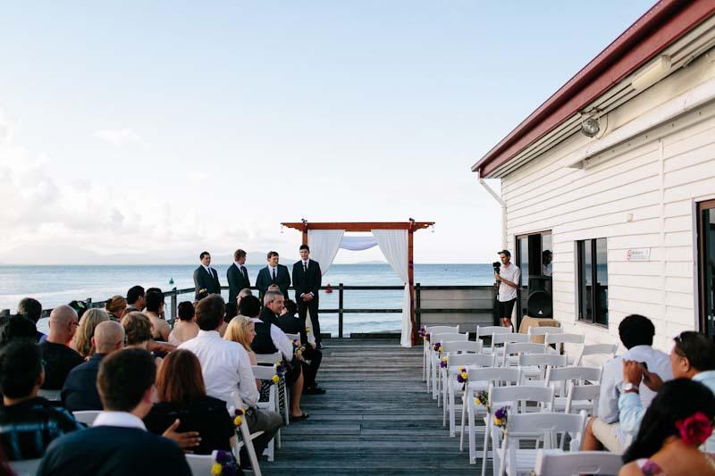 Sugar Wharf Port Douglas Wedding Photography