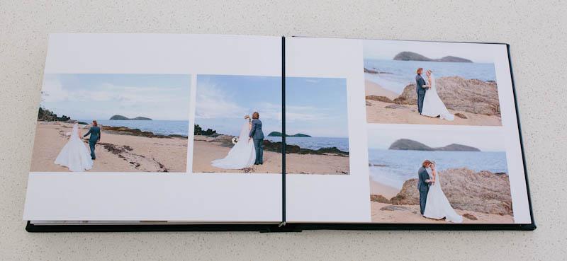 Cairns wedding album