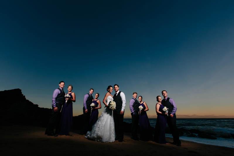 Bridal Party Palm Cove