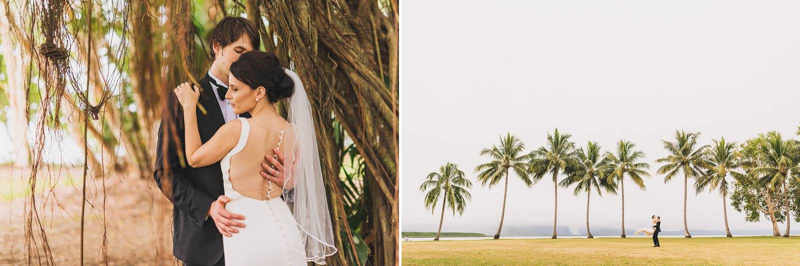 Rex Smeal Park Wedding Photo