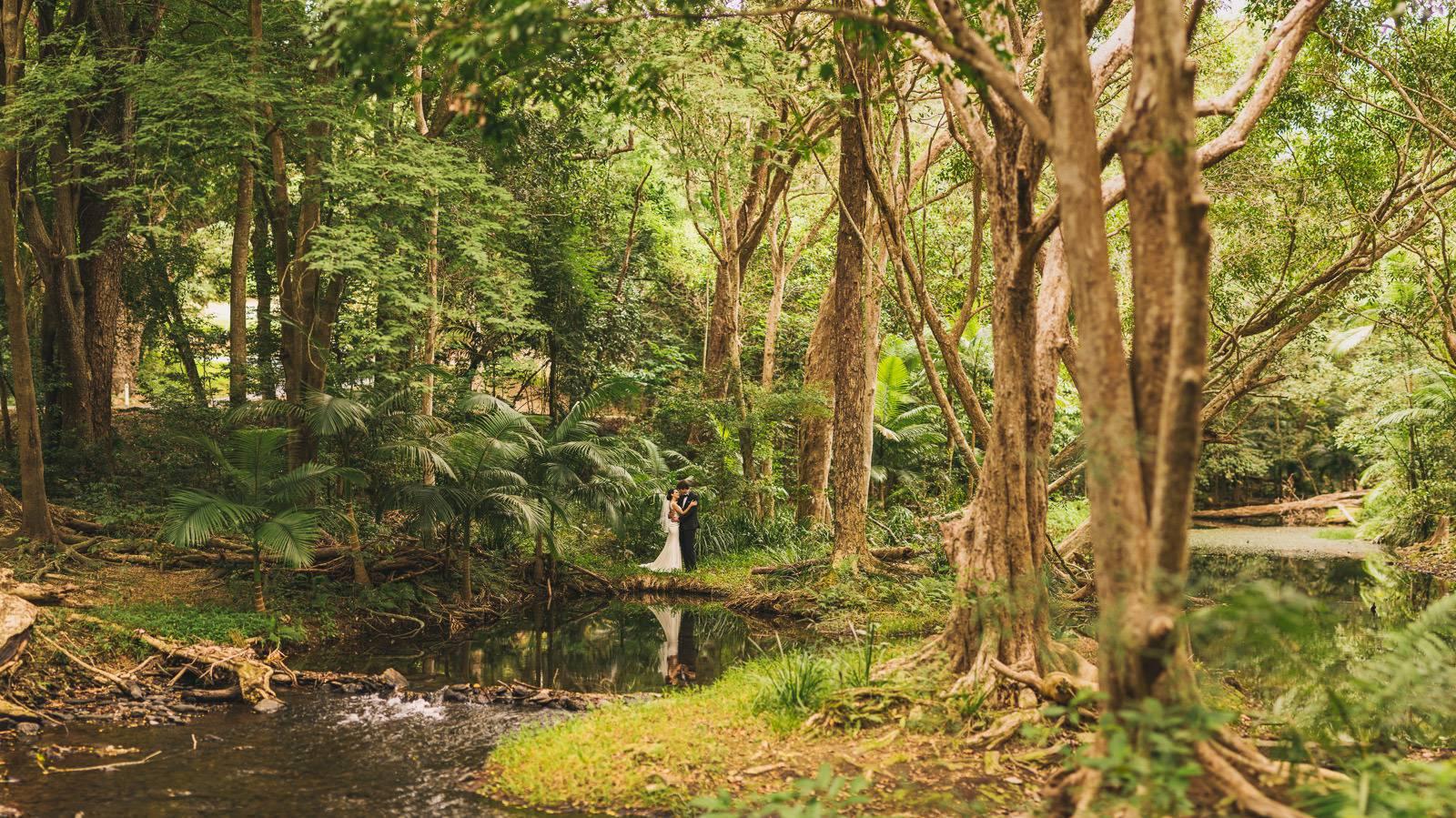 Rainforest Port Douglas Wedding Photography