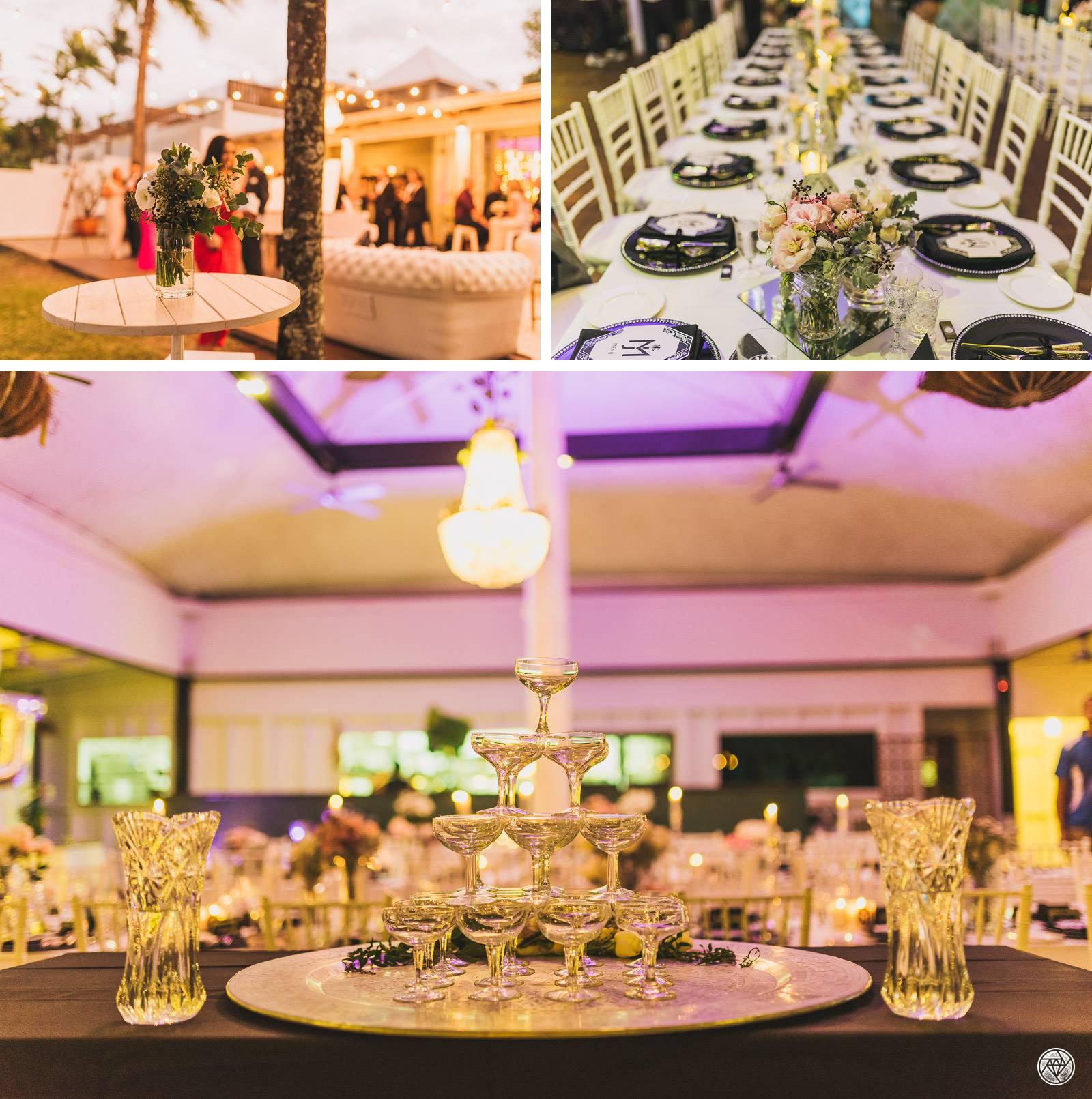 Nunu Restaurant wedding