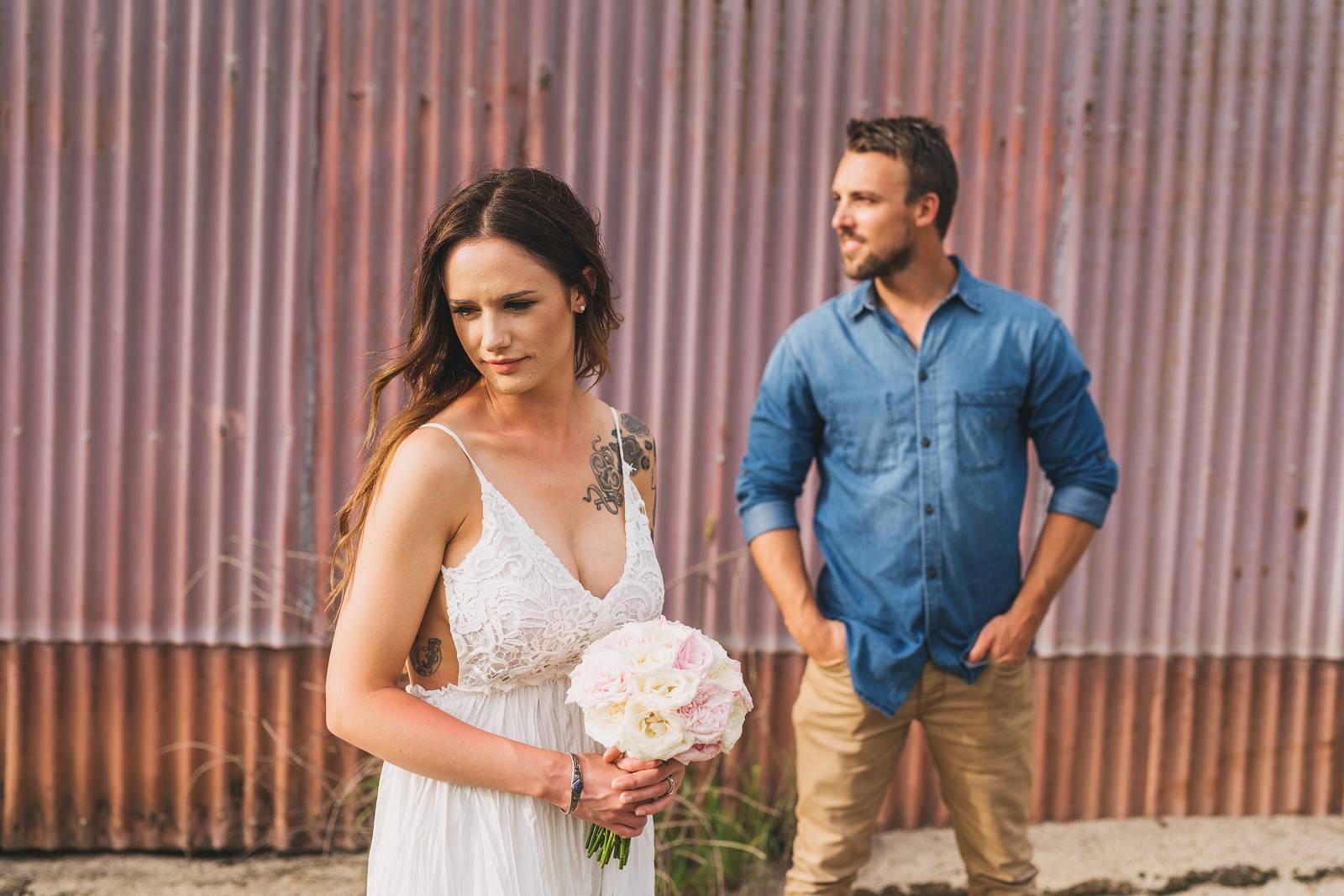 Newell Beach Wedding Photography