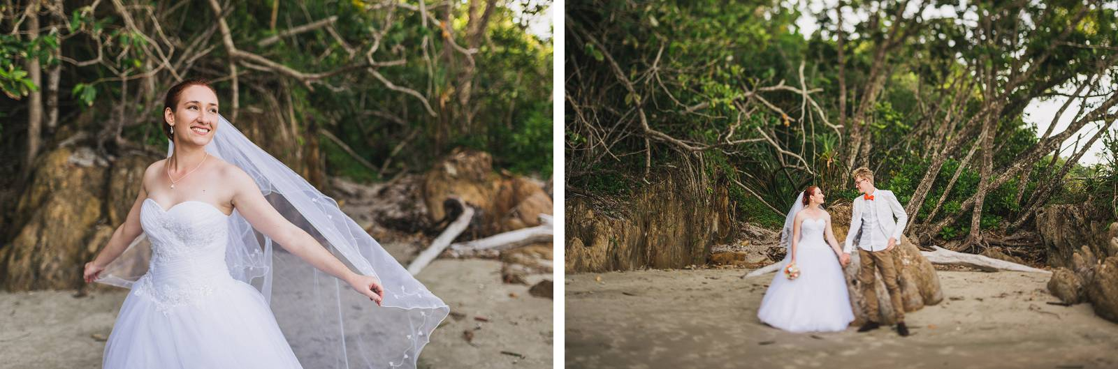 Etty Bay Wedding Photography