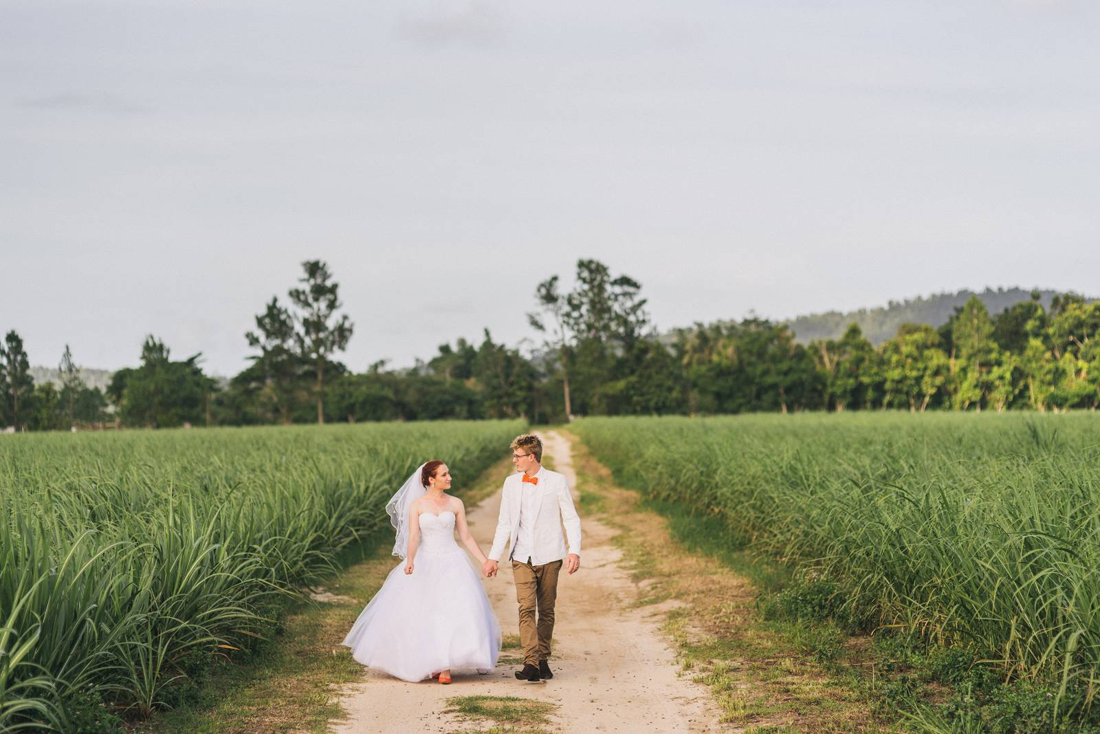 Sugar Cane Wedding Photography