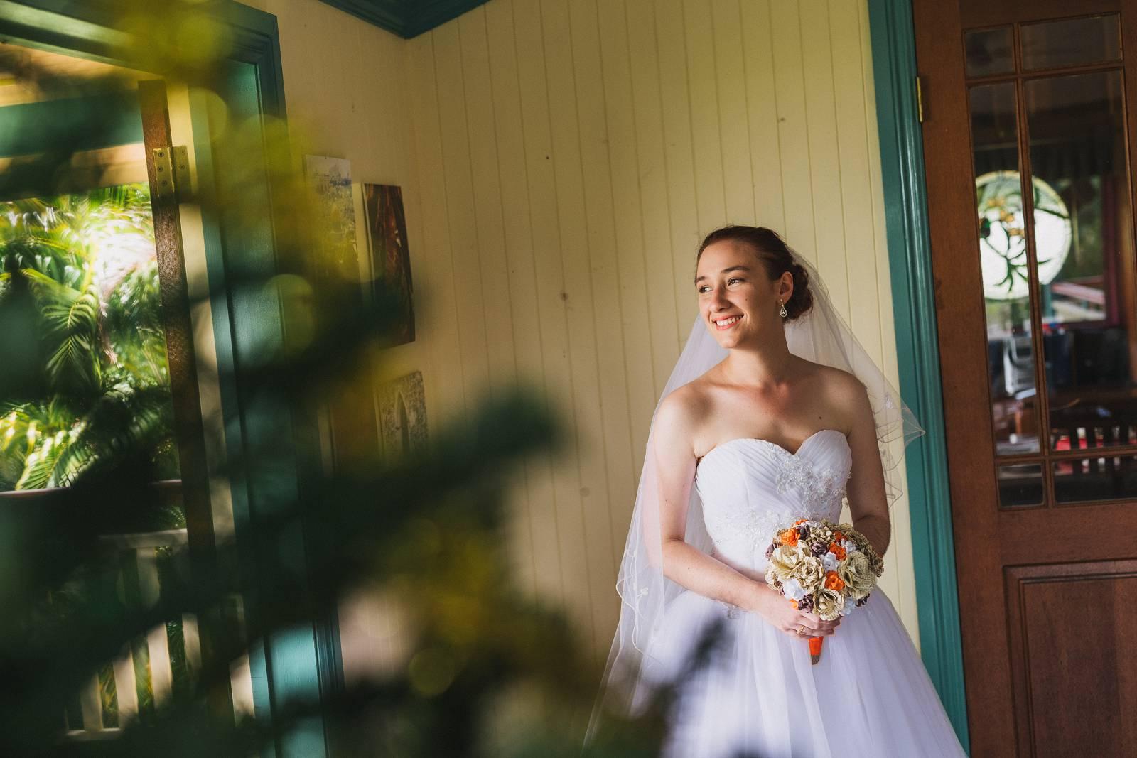 Innisfail Wedding Prep