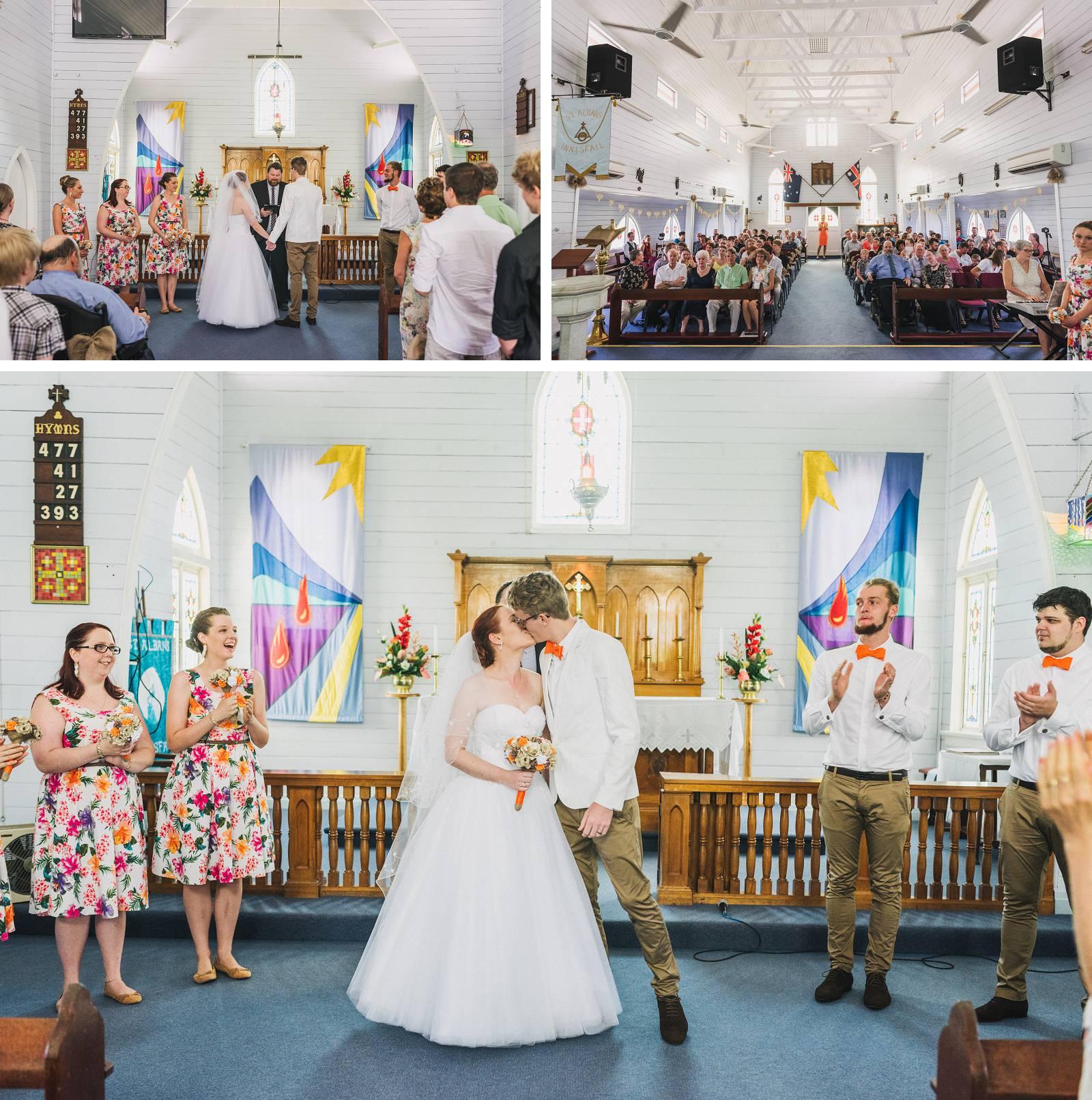 Innisfail Wedding Ceremony