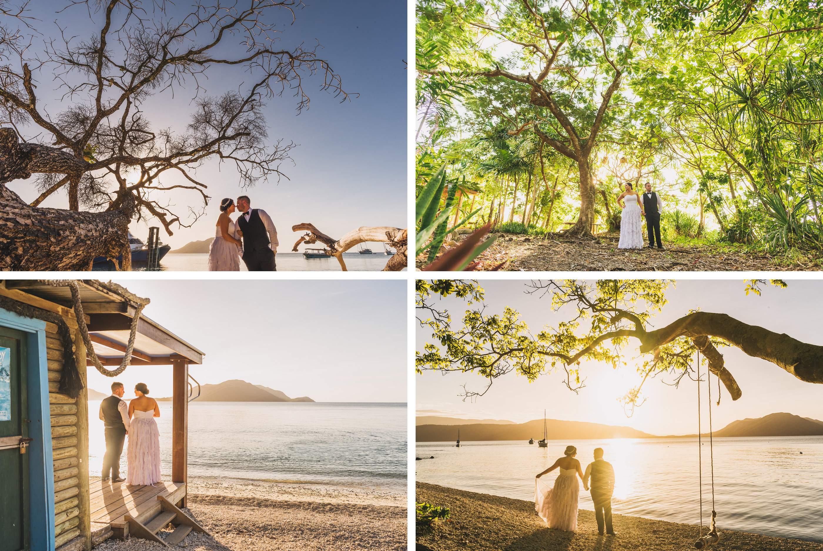 Fitzroy Island Wedding Photography