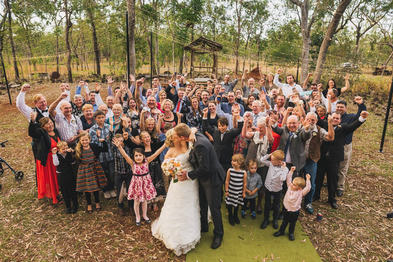 Ringers Rest Wedding Photography