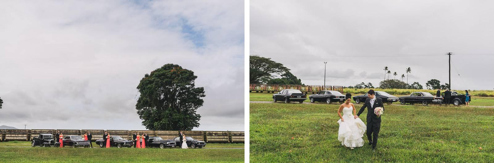 Innisfail Wedding Photography