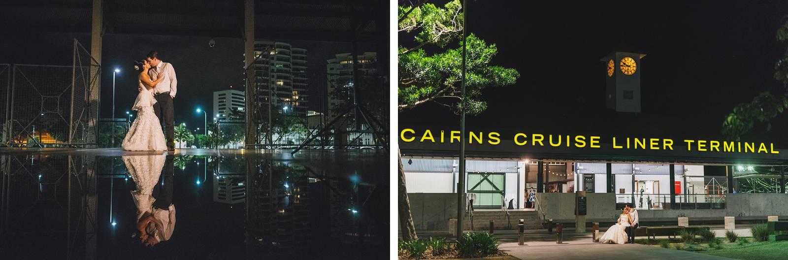 Cairns Cruiseliner Terminal Wedding Reception