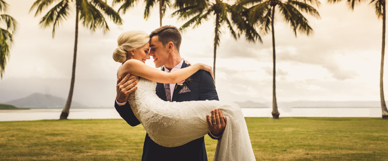 Natasha and Matthew // Sheraton Mirage Port Douglas.