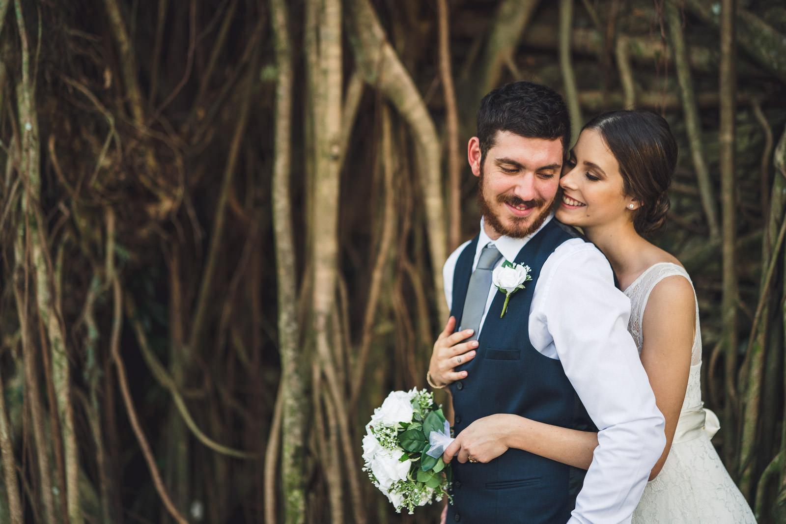 Cairns Botanic Gardens Elopement