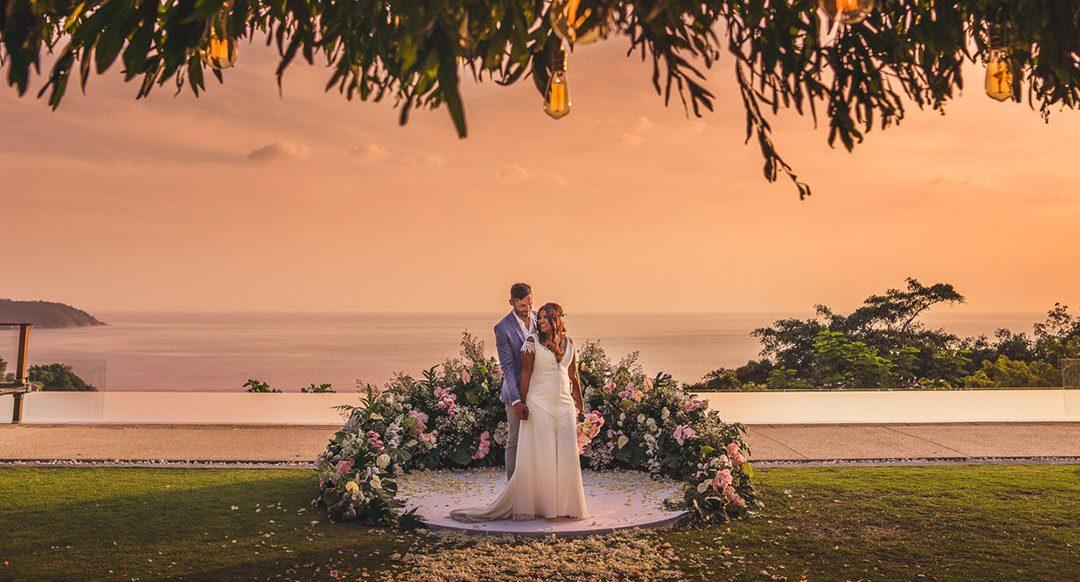 Phuket Wedding // Tash and Rob