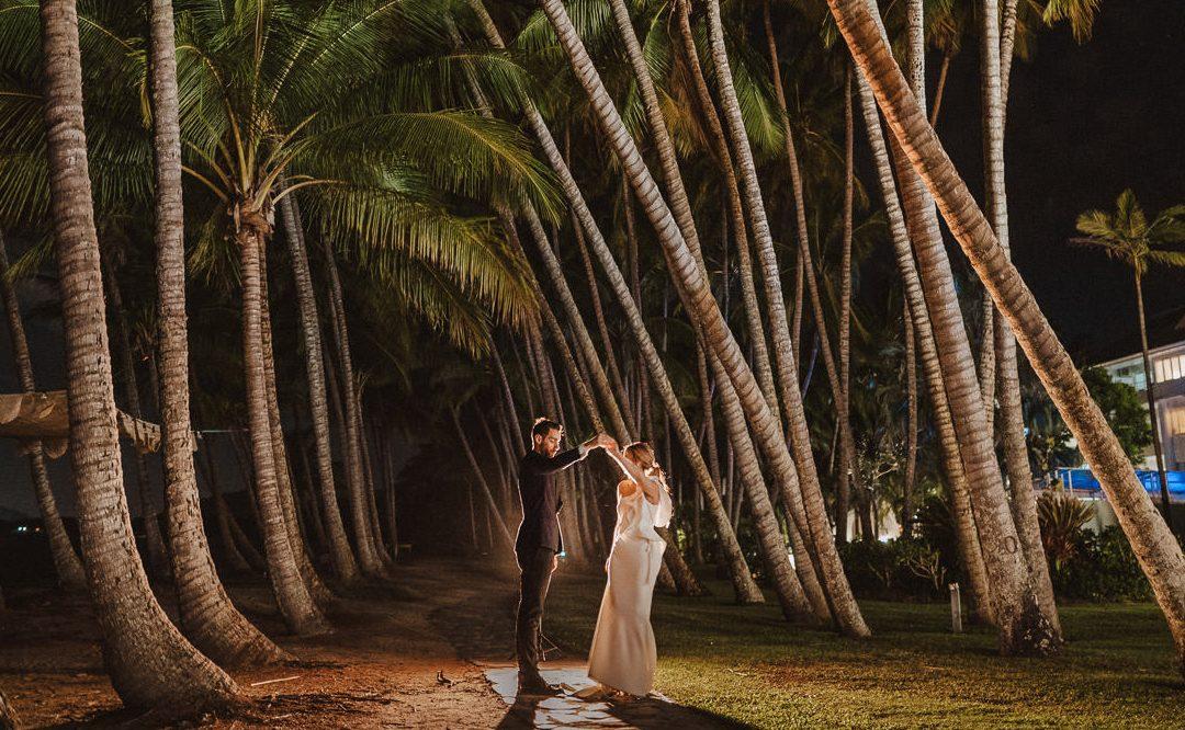 Nu Nu Palm Cove Wedding