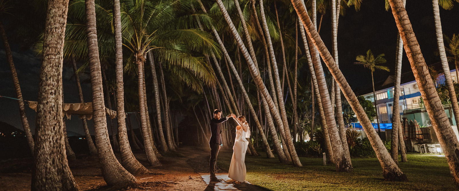 Nu Nu Palm Cove Wedding