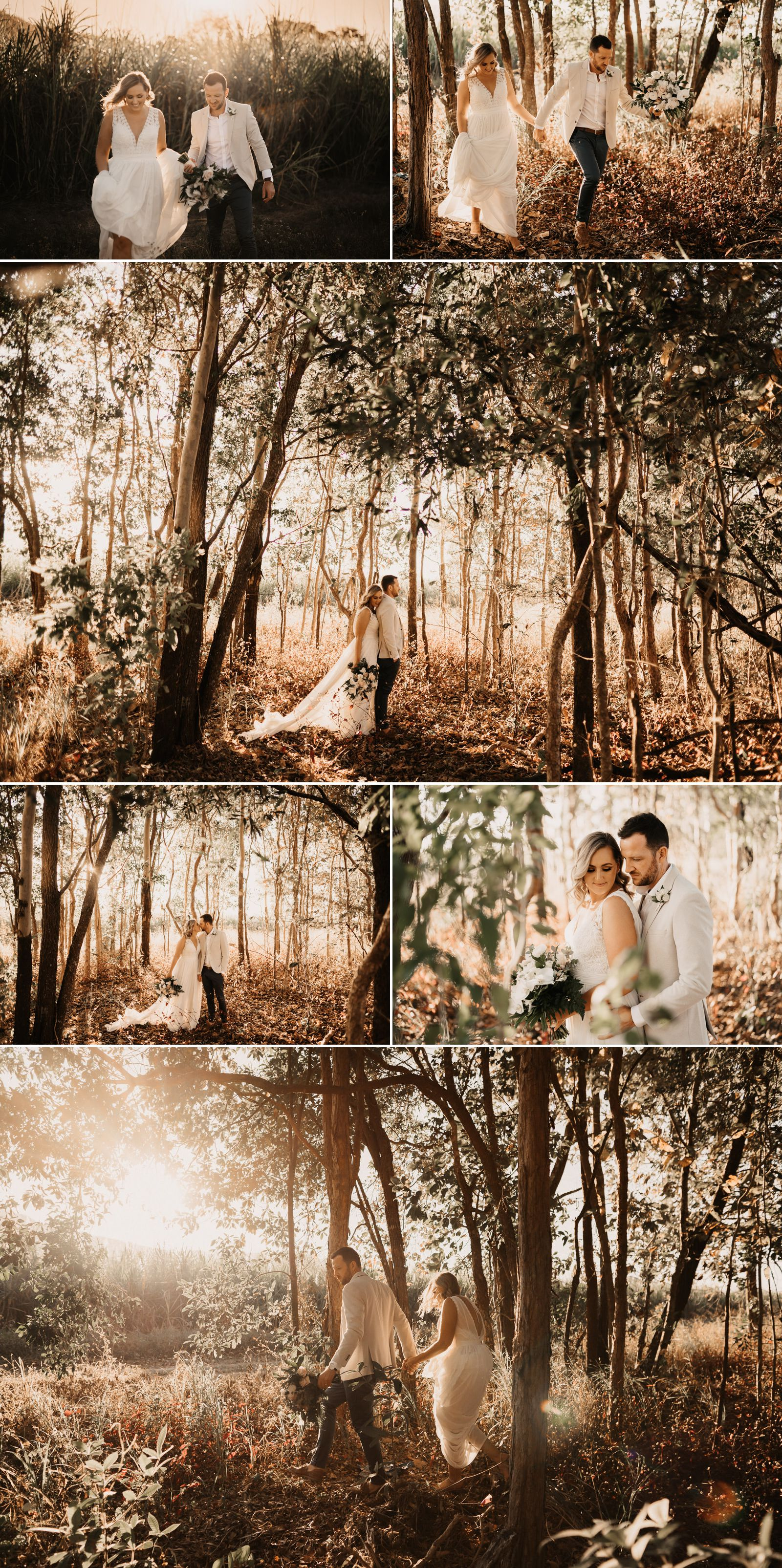 bridal photos port douglas
