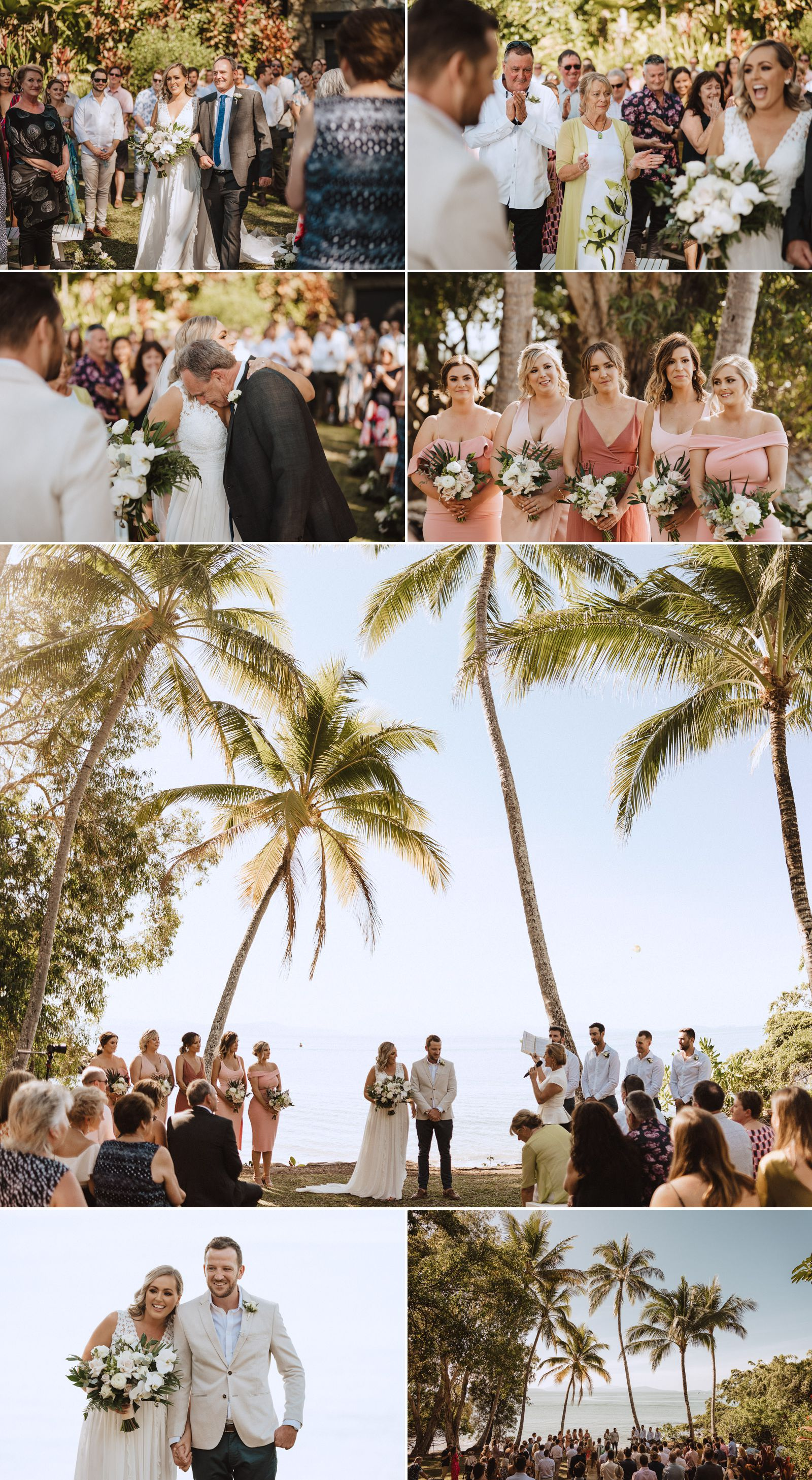 Little Cove Wedding Port Douglas